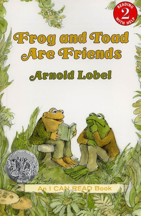 *小貝比的家*FROG AND TOAD ARE FRIENDS / L2/平裝/3~6歲/汪培珽--第三階