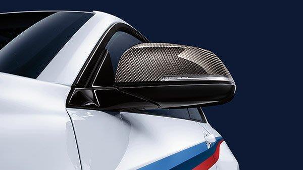【樂駒】BMW M Performance 碳纖維後視鏡蓋F30 F31 F32 F34 F36 F20 F22 F87