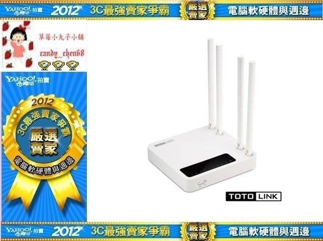【35年連鎖老店】TOTOLINK AC5 AC1200雙頻無線路由器有發票/可全家/保固3年