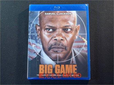 [藍光BD] - 總統遊戲 Big Game ( 威望公司貨 )