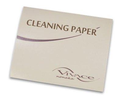 §唐川音樂§【VIVACE Cleaning Paper 日本進口 皮墊 吸水紙】(日本製)
