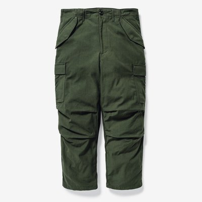 OAK 2020SS WTAPS WMILL-65 TROUSER / TROUSERS. NYCO.