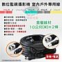 【阿宅監控屋】H.265 海康主機500萬錄影+SONY 1080P球型/槍型夜視攝影機鏡頭×2 遠端監控 監視器材安裝