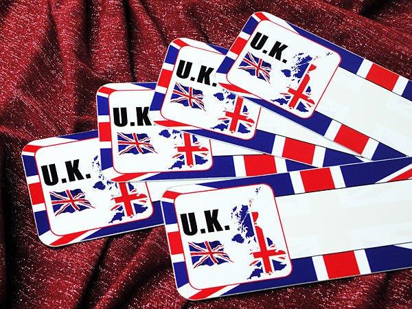 【衝浪小胖】英國造型停車牌/UK/賓利/JAGUAR/荒原路華/奧斯汀(MINI)/勞斯萊斯