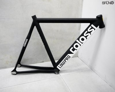 [Spun Shop] Colossi Low Pro Special Track Frame 車架
