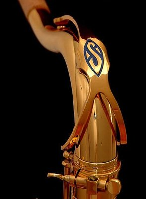 ♪ 后里薩克斯風玩家館 ♫『SELMER TENOR SAX REFERENCE 36/54 』原廠金漆脖子.法國製.厚實音色