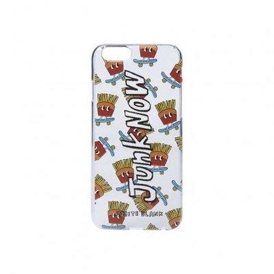 ☆AirRoom☆【現貨】WHITE BLANK Junk Phonecase iPhone 6/6S 手機殼 薯條