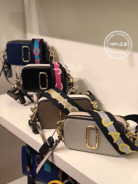 全新真品 marc jacobs Snapshot Camera Bag MJ 相機包 字母肩帶 LV 前設計師明星同款