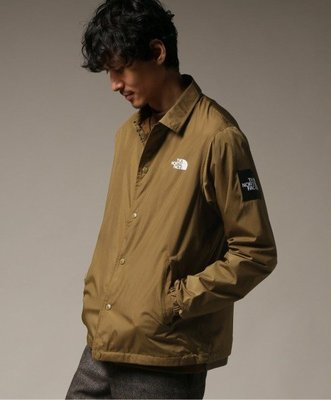 嚴選代購 the north face TNF THE COACH JACKET 夾克 教練外套 日版 supreme