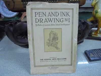 【嫺月書坊】Y5 PEN-AND-INK-DRAWING 10張