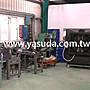 【雅速達-YSD】營業/工業用變頻水冷扇(AC60HZ/110V) -電動百葉出風-170L大水箱-台灣製造