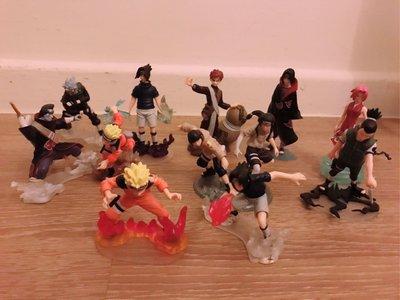 火影忍者 盒玩 12款