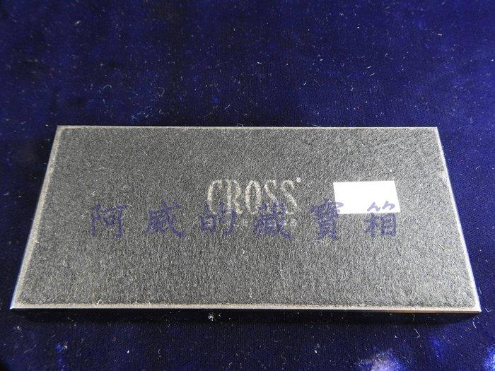 *阿威的藏寶箱‧*【特價 早期 鋼筆架CROSS 筆架 黑曜石 瑪瑙/不含筆】品相優,值得收藏