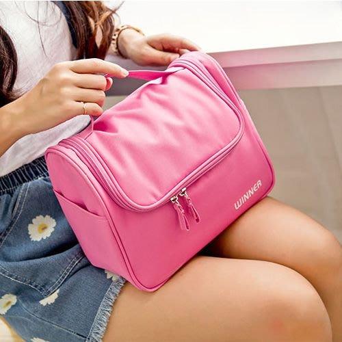 【便宜到家】ins旅行大容量洗漱包 便攜式網紅同款化妝包 收納包