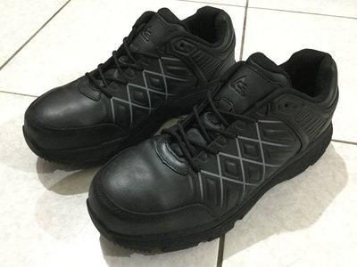 現貨 Crews work boots 塑鋼 鋼頭鞋 全黑 us13 30.5cm
