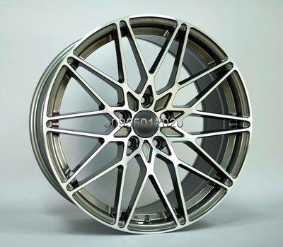 全新類BMW F82 M4旋壓輕量化5孔120 19吋鋁圈E90/E92/F10/F20/F22/F30/F36/335