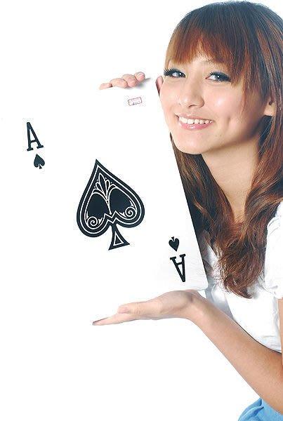 賭神 專用 A4 超大 撲克牌 21×29公分  台灣製造 永和可面交