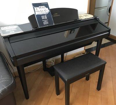 雅马哈数码钢琴 CVP 107