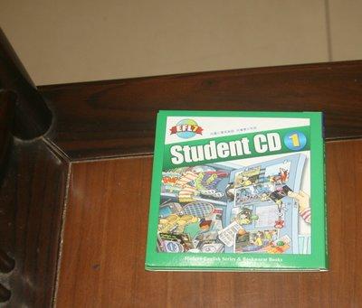 EFL7 何嘉仁菁英美語 兒童青少年班 第7級 Student CD 1 二手 有使用過