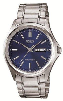 日本正版 CASIO 卡西歐 STANDARD MTP-1239DJ-2AJF 男錶 男用 手錶 日本代購