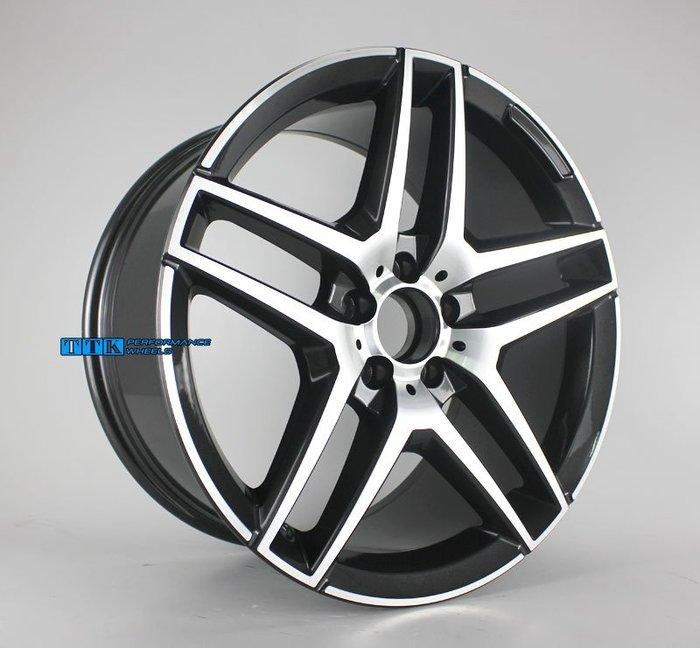 【員林小茵輪胎舘】A&G 新款 19吋 賓士 Mercedes-Benz AMG 全車系適用 鑄造/旋壓/鍛造
