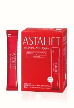 FUJIFILM ASTALIFT 日本富士艾詩緹 精純膠原蛋白粉 胺基酸 維生素C 加強皮膚Q彈 保濕水潤 公司貨