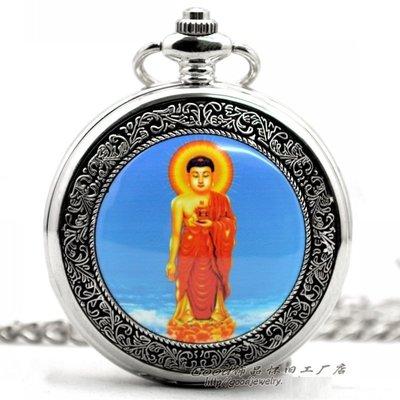西方佛祖/佛像B03 復古懷表 機械懷表 男女士古董禮品學生手表