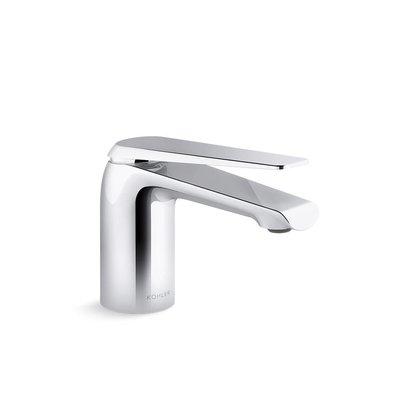 浴室的專家 *御舍精品衛浴 KOHLER Avid 單槍臉盆龍頭(鉻) K-97345T