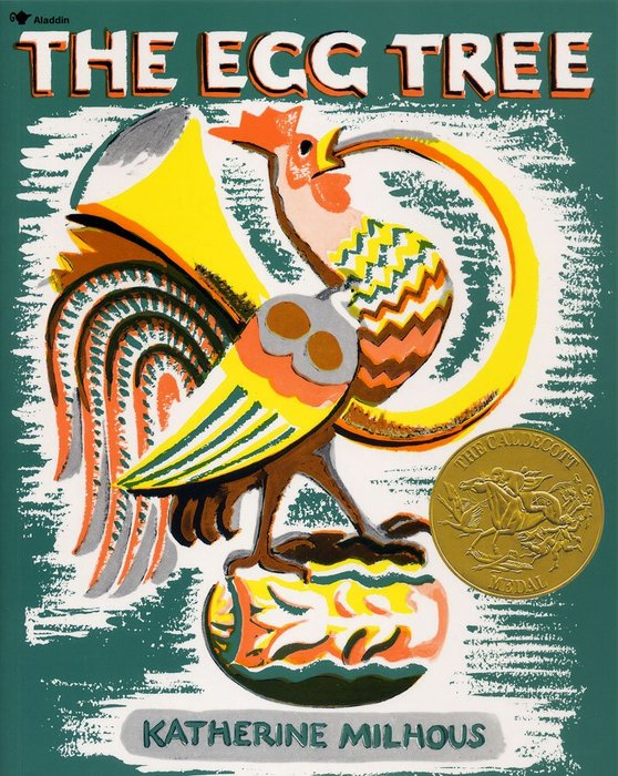 *小貝比的家*THE EGG TREE/7~12歲/美國凱迪克金牌獎