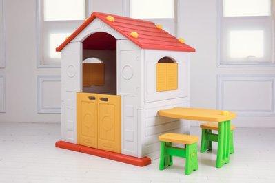 CHD-502 TOY MONARCH TOMO PLAYHOUSE 遊戲屋+桌椅