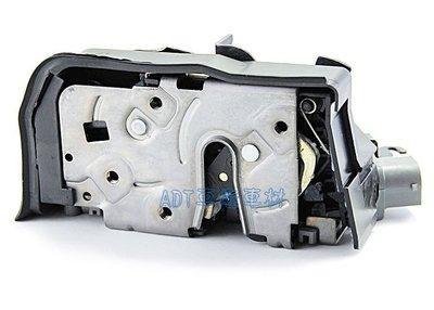 ~~ADT.車材.車材~~BMW E53 X5 99 00 01 02 03 車門六角鎖含中控鎖 右前門 BMW原廠零件