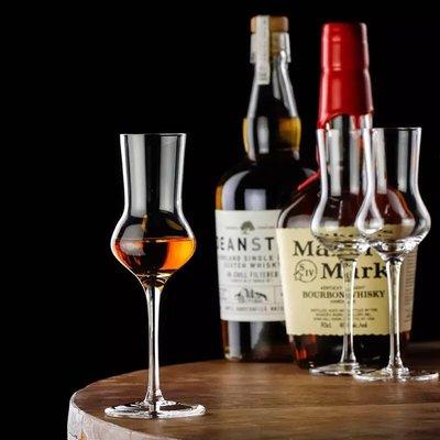 ISO聞香杯 新款Chamvin 威士忌老酒杯Older-Vintage款高脚水晶杯 陳釀老酒