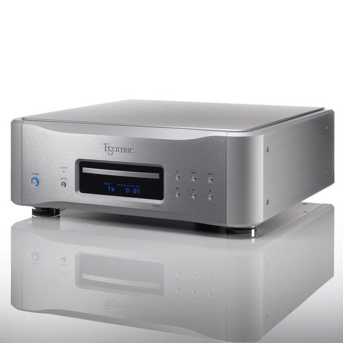 👍天母發燒音響👍 Esoteric k-03XD sacd/cd播放器