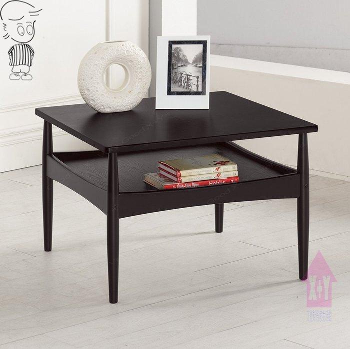 【X+Y時尚精品傢俱】現代客廳系列-比爾 小茶几.桌腳橡膠木實木.摩登家具