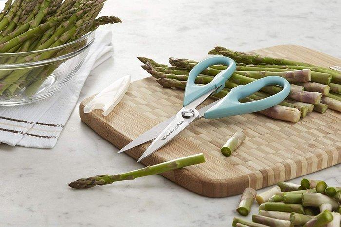 【Sunny Buy 生活館】Kitchenaid 剪刀(多色) 不鏽鋼 廚房 食材 香料 菜刀 切割 切菜 切葱