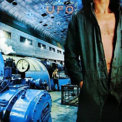 美國二手黑膠UFO/Lights out