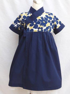 小雅兒童工作室(和服.旗袍)~~手工製作~~~韓式洋裝