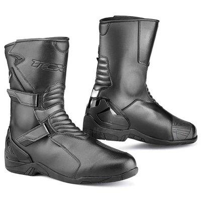 瀧澤部品 義大利 TCX Spoke Waterproof 黑 防水車靴 高筒 長筒 休閒 7165W 通勤 機車重機