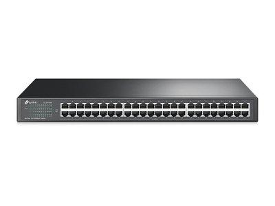 TP-LINK TL-SF1048 48埠 10/100Mbps 機架裝載交換器【風和網通】