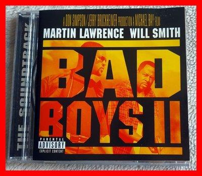 ◎2003年-18首-絕地戰警2-電影原聲帶-Bad Boys II-Jay-Z.五角.史努比狗狗.碧昂斯-等18首好歌