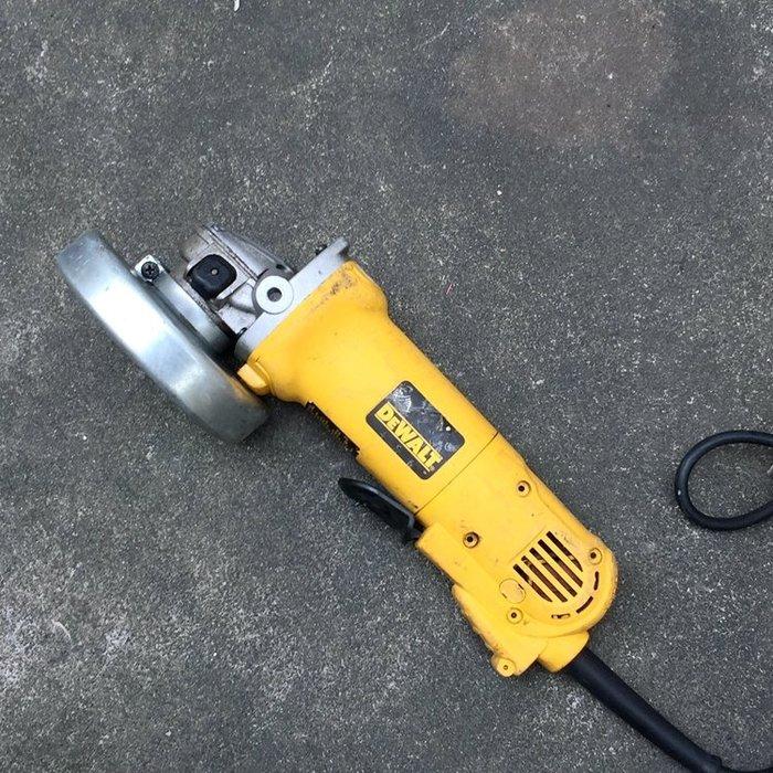 新古優品 得偉 DEWALT D28402 電磨 角磨機 切割機 K95