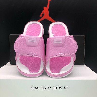 Air Jordan Hydro 11 Retro Concord 魔術扣 粉色 女款 拖鞋 涼鞋 aj11 運動拖鞋