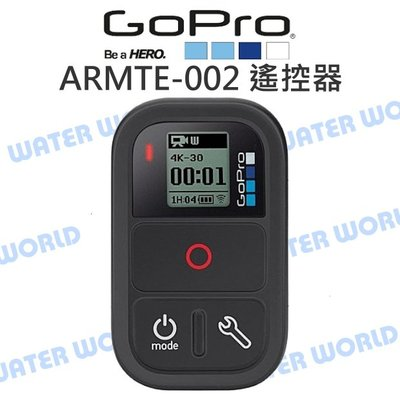 【中壢NOVA-水世界】GoPro HERO【ARMTE-002 智能遙控器】WI-FI 防水 遙控器 原廠配件