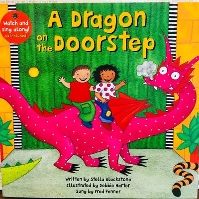 A Dragon on the Doorstep(書+VCD)