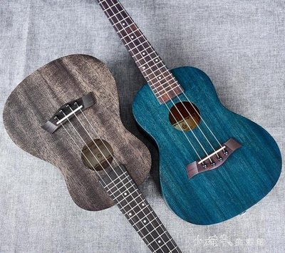 克裡裡初學者小吉他23寸26寸學生成人男女烏克麗麗櫻花入門樂器YQS    全館免運