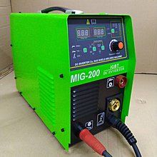 台灣製造 上好牌MIG-200    免CO2焊機  自動送線