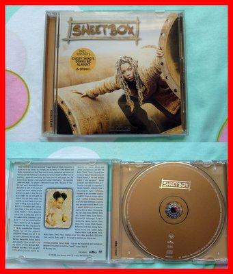 ◎1998年-糖果盒子-同名專輯-等20首好歌-Sweetbox-SHE-S.H.E-的最愛翻唱◎西洋流行CDSweet