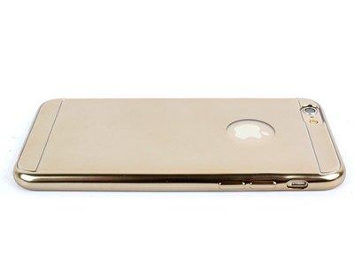 [GIFUTO] iPhone 6 iPhone6 /6S Plus  5.5吋 金屬質感電鍍保護套 TPU軟殼– 金
