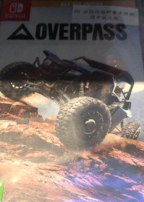 NS SWITCH 全地形越野賽車模擬 首日版 中英文美版 OVERPASS