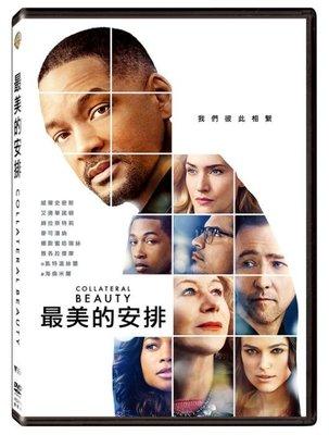 (全新未拆封)最美的安排 Collateral Beauty DVD(得利公司貨)